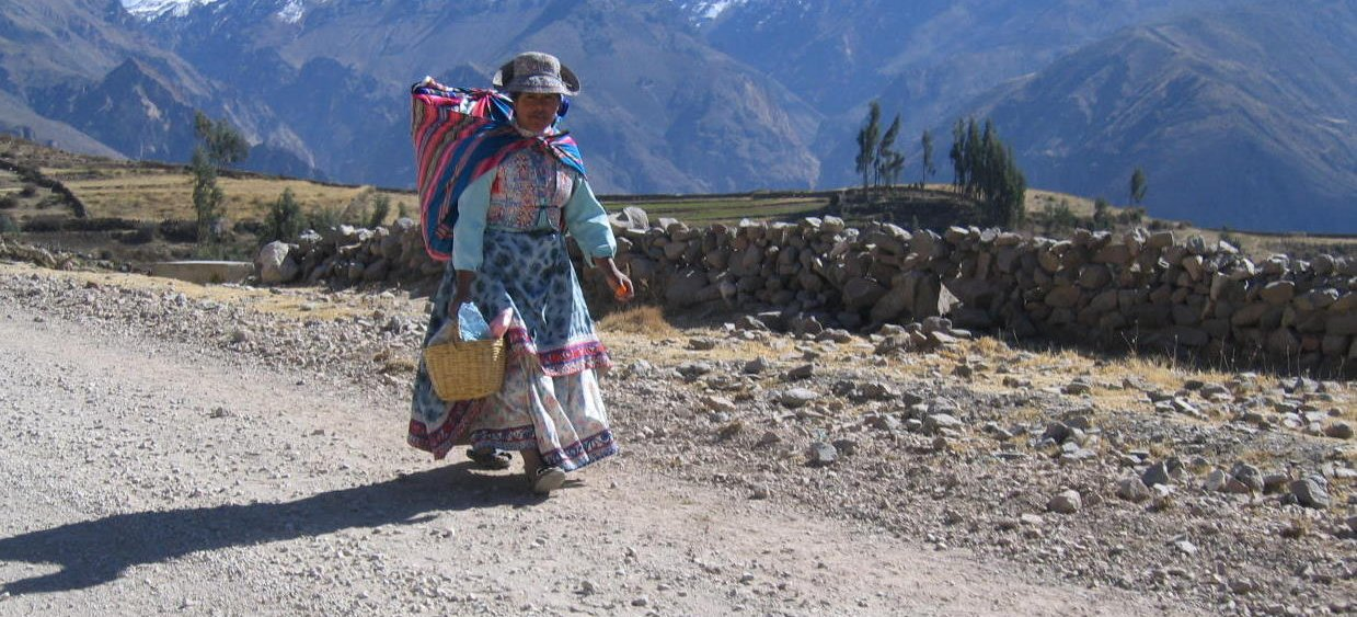 Meet travelers, discover the real Peru