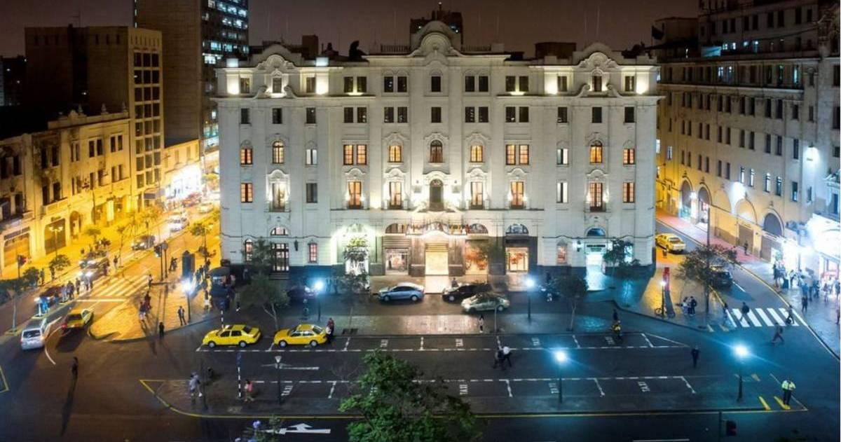 hotel bookings in Lima