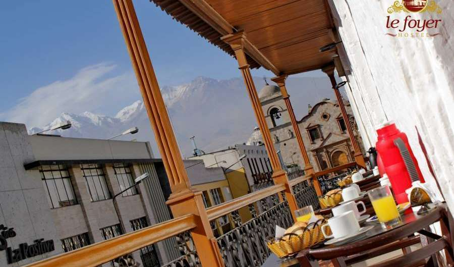 Book hotels and hostels now in Arequipa
