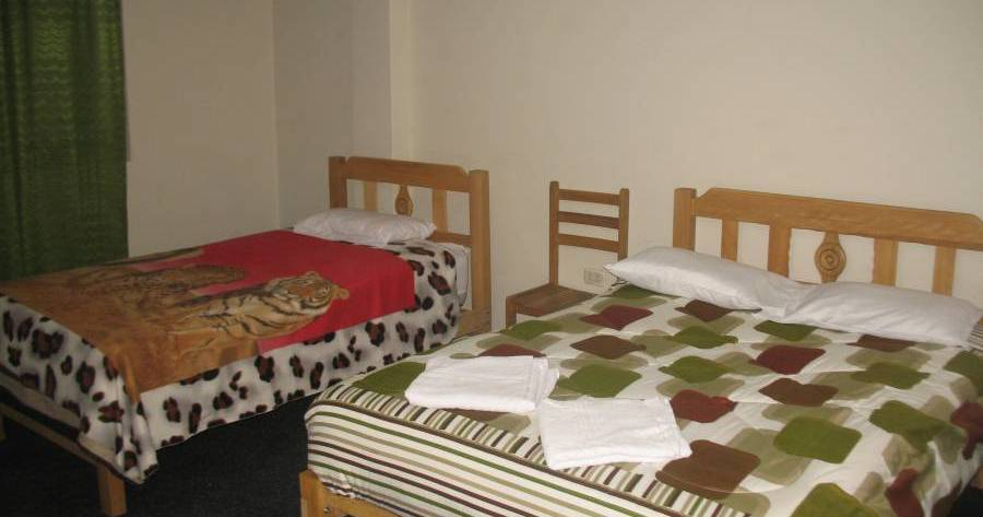 cheap hotels in Huaraz